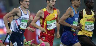 Post de David Bustos correrá la final de 1500 tras ser aceptada su reclamación