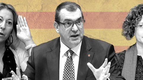 Comienza la purga de Puigdemont: Jané, Munté y Meritxell Ruiz salen del Govern