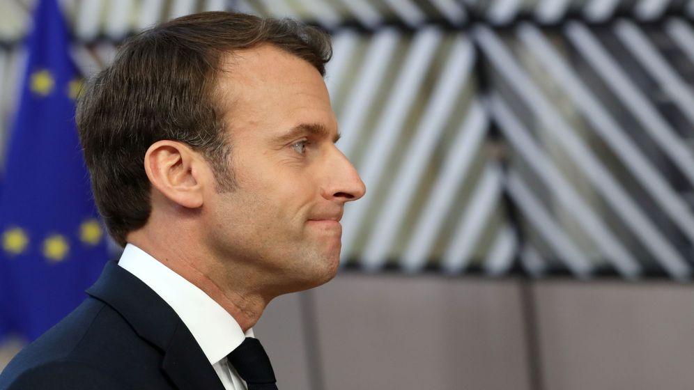 Foto: Emmanuel Macron. (Reuters)