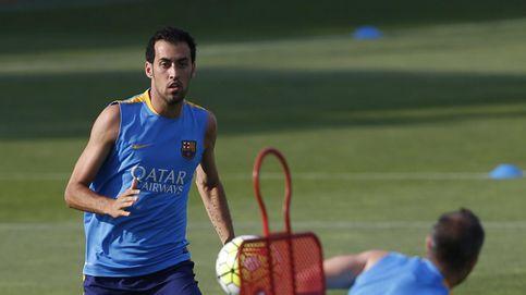 Busquets entiende que Pedro tenga dudas sobre su futuro en el Barcelona