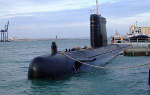 El 'exceso de peso' del submarino S-80 retrasa su entrega hasta 2018