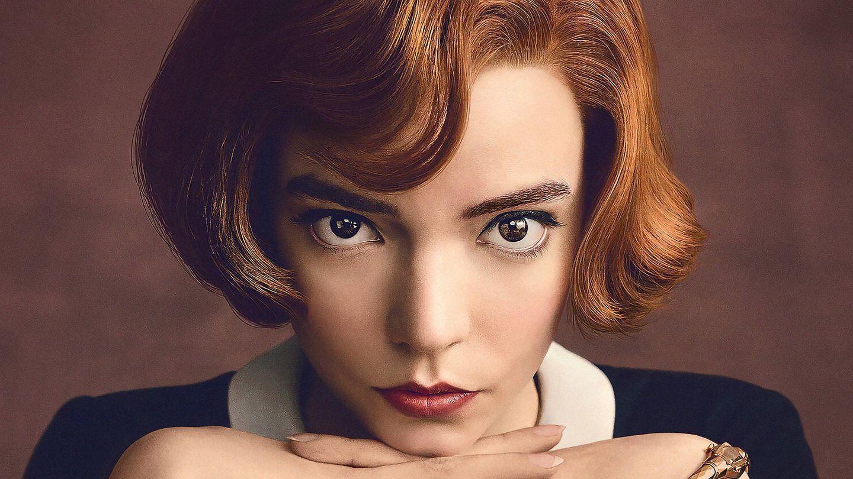 Imagen promocional de 'Gambito de dama'. (Netflix)