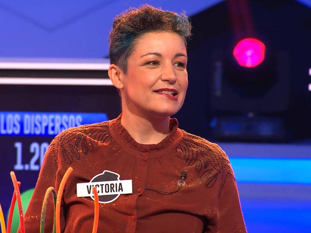Foto: Victoria, en '¡Boom!'. (Antena 3)
