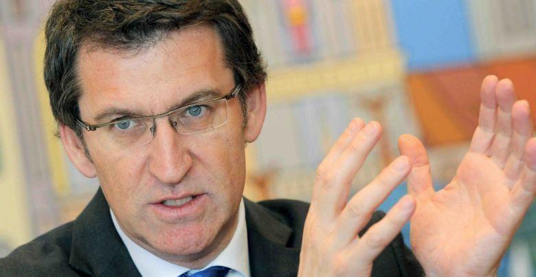 Alberto Núñez Feijóo. (EFE)