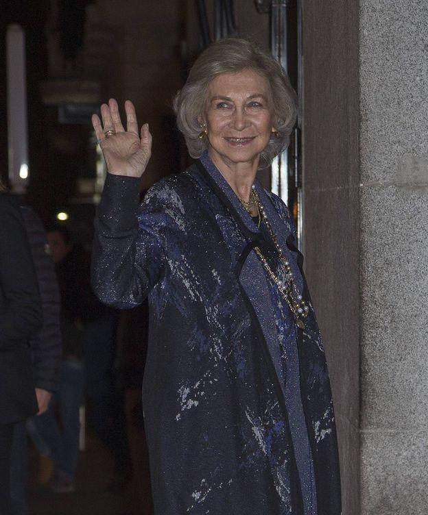 Foto: Doña Sofía. (J.Martín)