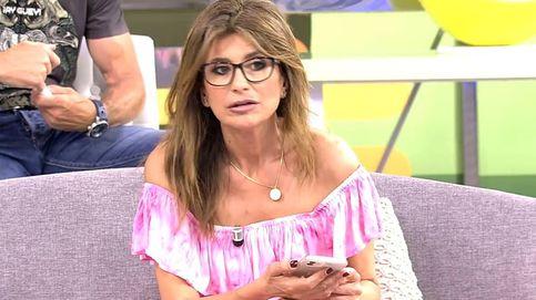 'Sálvame': pillada a Gema López diciendo lo que piensa de la docuserie de Rocío