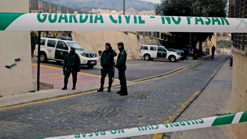 Foto: Lugar del crimen, en Alicante. (EFE)