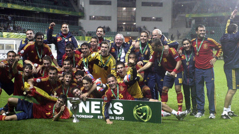 España sub 19 se proclamó campeona en el mismo estadio en 2012. (EFE)