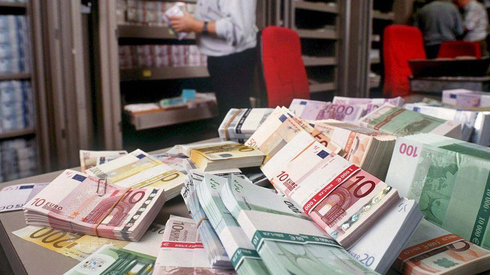 Esto es lo que ocurre si intentas escanear un billete de 10 euros