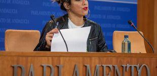 Post de Teresa Rodríguez estrena nuevo look: