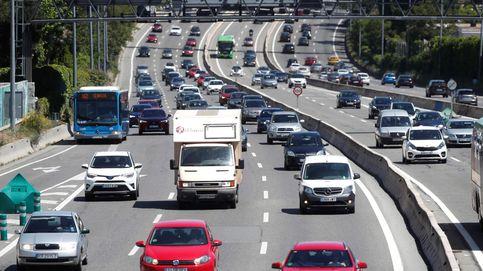 Problemas de tráfico en prácticamente todas las salidas de Madrid