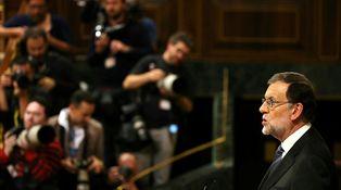 Los años bobos de Rajoy en la España de la pandereta