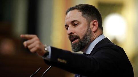 Abascal (Vox): Quim Torra debe ser detenido, pero no hay ley por las necesidades de la investidura de Pedro Sánchez