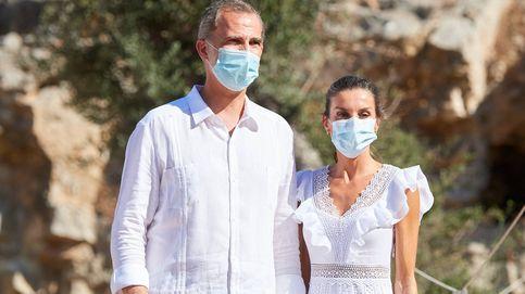 La foto (exclusiva) que confirma que Felipe y Letizia han pasado estos días en Madrid