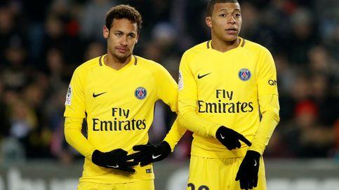 Un recién ascendido, el Estrasburgo, se carga por primera vez al PSG de Neymar