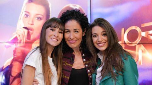 La anécdota de Aitana en 'Hora punta' con Isabel Gemio: No sé quién es