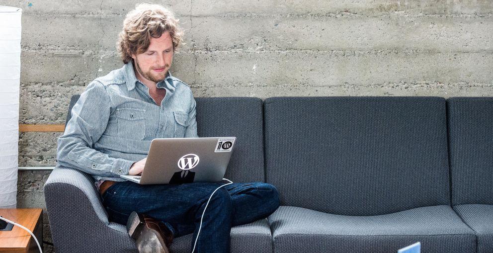 Foto: Matt Mullenweg, el programador tras el 19% de las webs del planeta