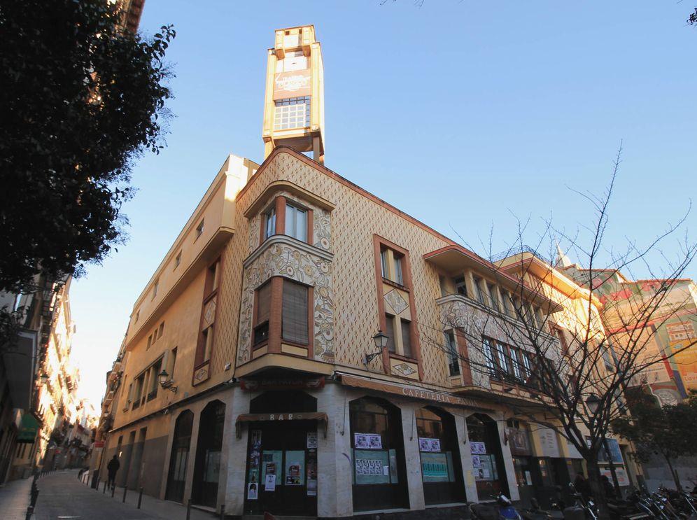 Foto: El teatro Pavón