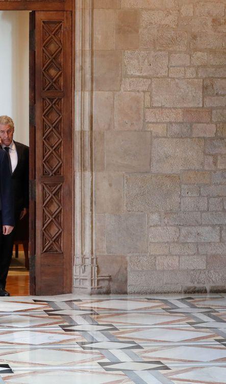 El presidente Catalán Carles Puigdemont. (Reuters)