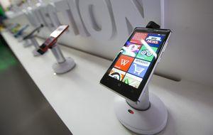 Nokia se hunde en España