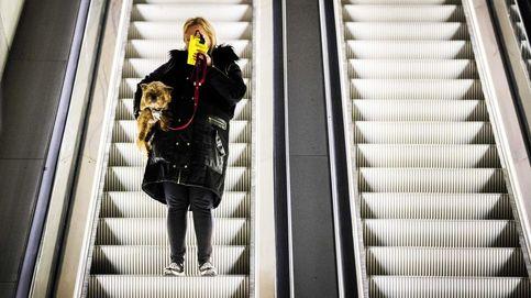 Último día de apertura del metro de Amsterdam