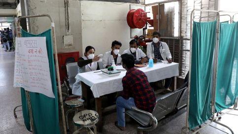 Así trabajan en un hospital de Italia con enfermos por coronavirus