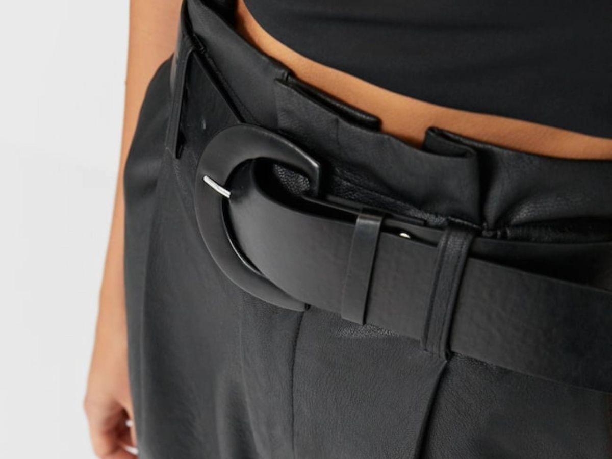 Foto: El pantalón de Stradivarius. (Cortesía)