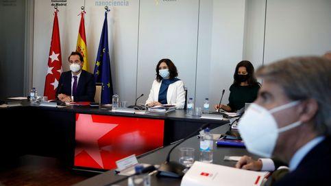 Ayuso, sobre las PCR a viajeros: Madrid y el resto de España serán más seguras