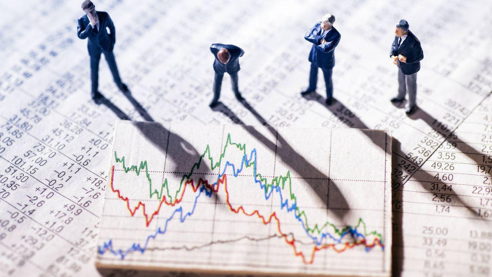 Foto: La volatilidad no falla a su cita veraniega