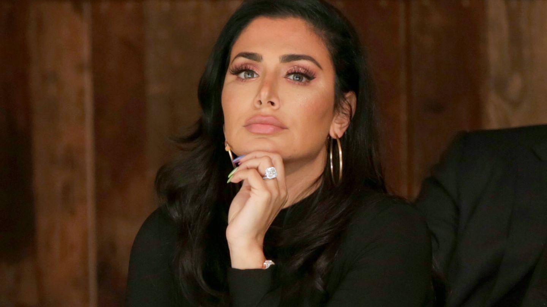 Huda Kattan, en#boVOICES en 2018. (Getty)