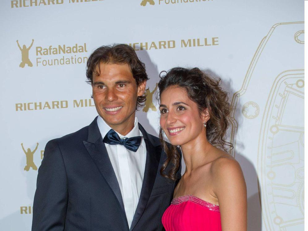 Foto: Rafa Nadal y Xisco Perelló están a punto de darse el 'sí, quiero'. (Cordon Press)