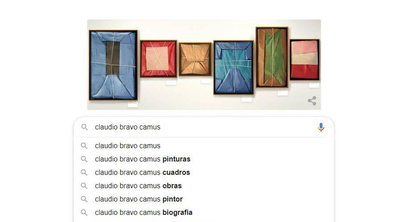 Google honra a Claudio Bravo Camus, el pintor hiperrealista que creaba 'regalos'