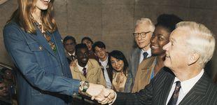 Post de La diversidad, en un gesto: la nueva campaña de relojes de Gucci