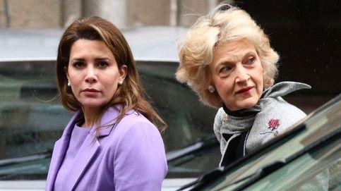 La otra ganadora del caso Haya de Jordania: la abogada que acorraló a Lady Di y Fergie