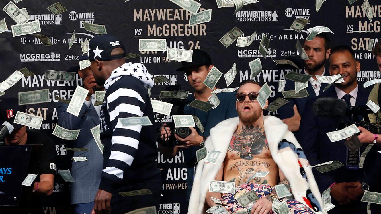 Premio 'gordo' para McGregor: ¿cuánto dinero se lleva por su vuelta a la UFC?