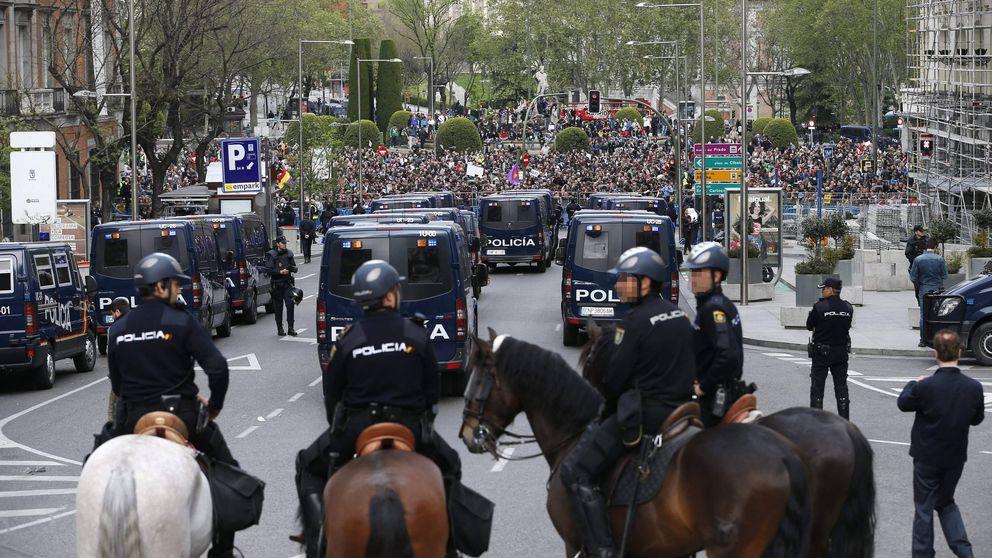 Horario y dirección de las ciudades que apoyan la marcha 'Rodea el Congreso'