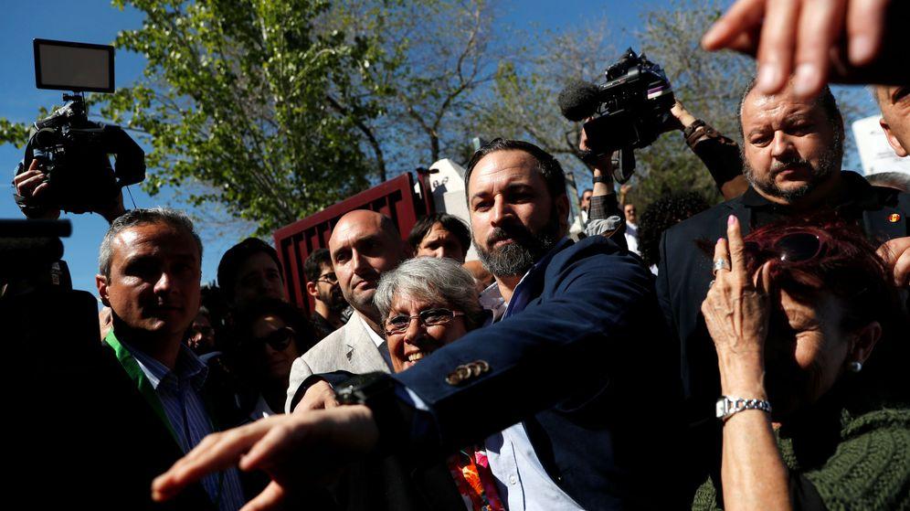 Foto: Santiago Abascal. (Reuters)