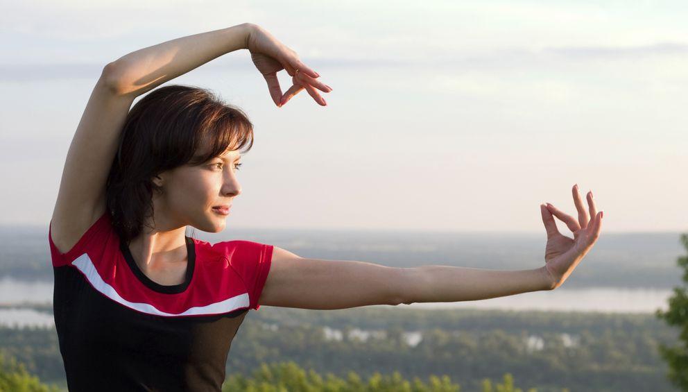 Foto: El tai chi es un deporte beneficioso para todas las edades. (iStock)