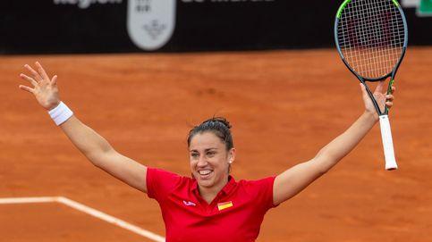 El triunfo de Sara Sorribes: por qué se vistió de Muguruza para bien del tenis español