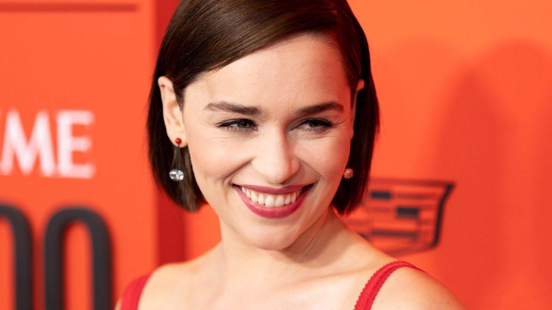 Emilia Clarke el año pasado en nueva York. (EFE)