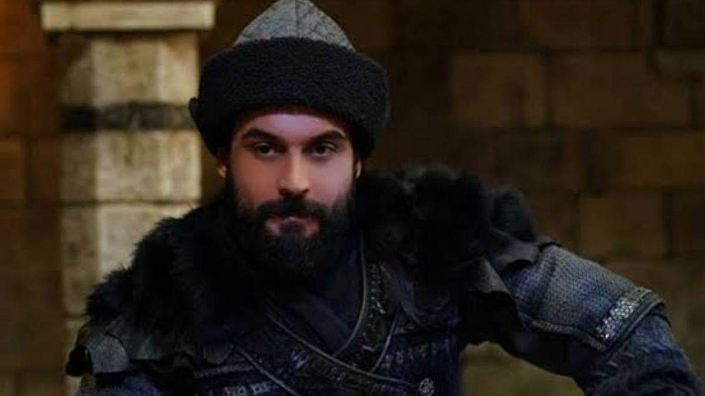 Ali Ersan Duru, en la serie 'Dirilis Ertugrul'. (PTV)