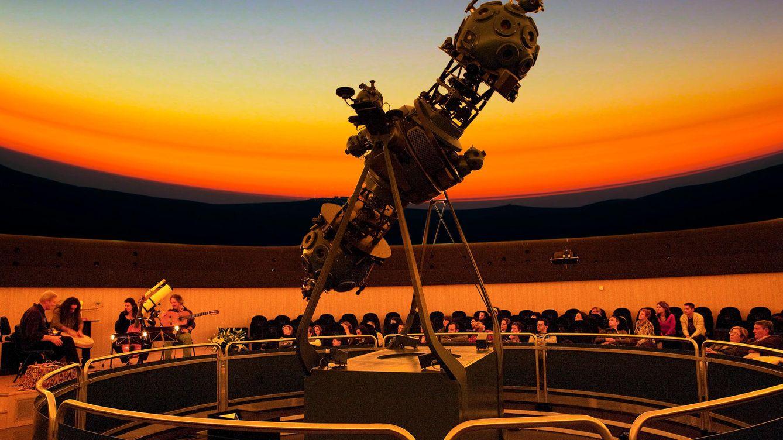 Resultado de imagen de planetarios de españa