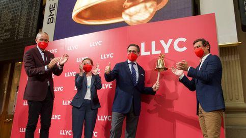 Otra entrada triunfal en el BME Growth: LLYC se dispara un 32% en su debut
