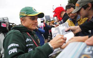 Heikki Kovalainen, el piloto que ha recuperado el 'swing' con Lotus