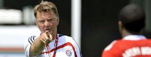 Van Gaal insinúa que lo mejor para el Bayern sería dejar ir a Ribery