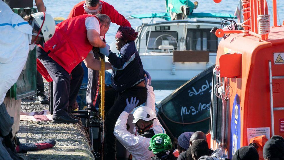 La llegada de 19 migrantes más a Lanzarote supera el balance de todo 2019 en Canarias