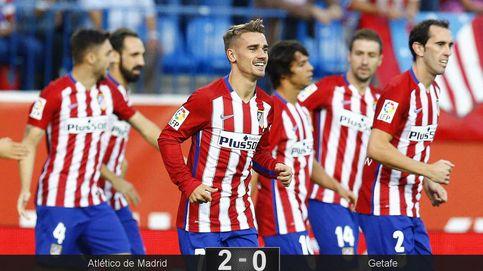 El Atlético se convierte en especialista en jugar con fuego sin quemarse