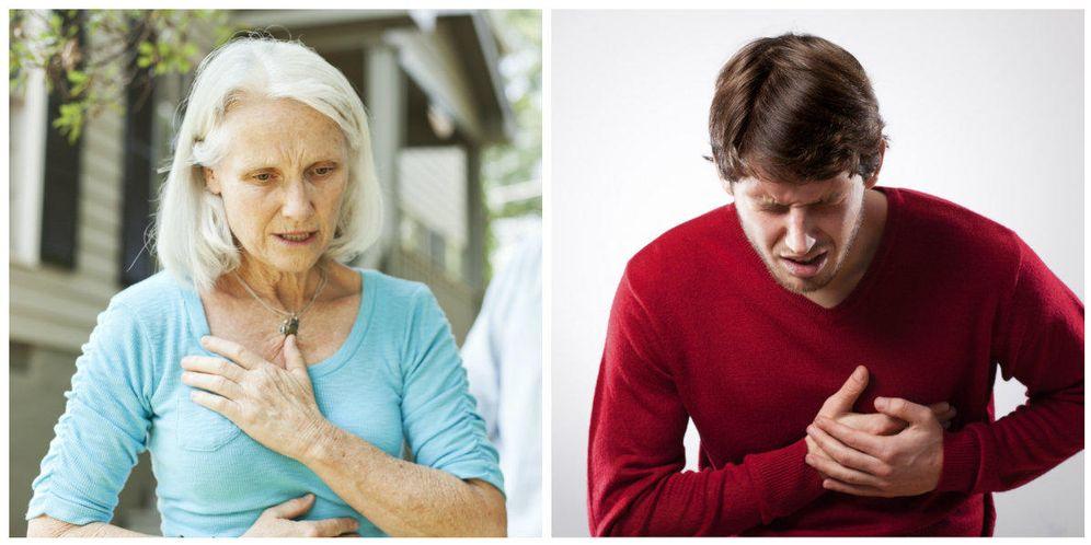 Enfermedades cardiovasculares: Los síntomas de que vas a tener un ...