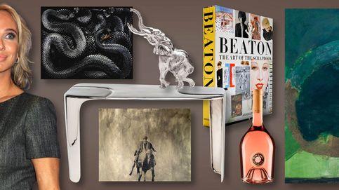 Muebles y cuadros de más de 20.000 € la pieza: así es la casa de Corinna
