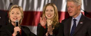 Foto: ¿El embarazo de Chelsea Clinton?